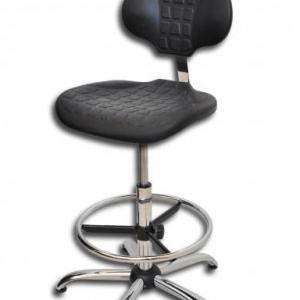 krzeslo antystatyczne krzeslo esd krzesło laboratoryjne