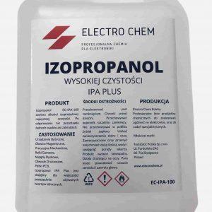 Izopropanol IPA 5L Electro Chem