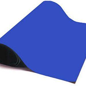 mata antystatyczna w rolce niebieska