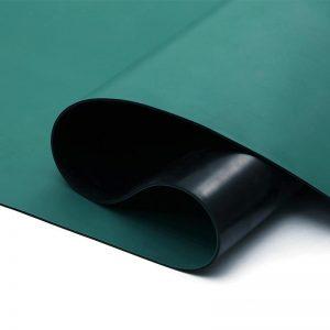 mata stołowa antystatyczna mata esd toolstatic 1 zielona