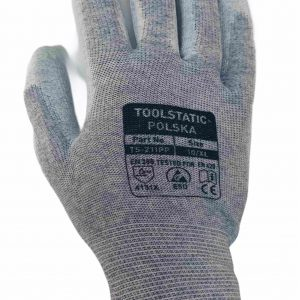 Rękawiczki antystatyczne toolstatic Polska