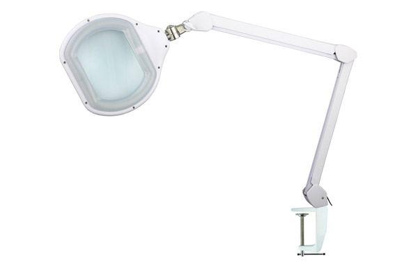Lampa warsztatowa LED SMD z lupą 8067LED-U 3D 2,5-20W