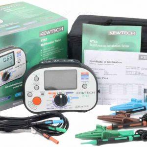 KT63 Wielofunkcyjny miernik instalacji elektrycznych KEWTECH