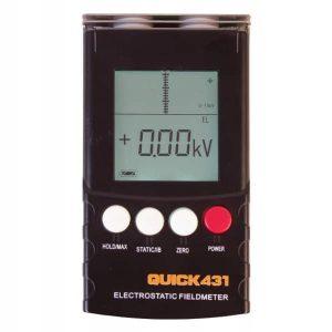 Miernik pola elektrostatycznego Quick 431