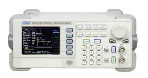 SG2110 Generator funkcyjny/arbitr 10MHz, 2 kan, DDS / częstościomierz 60MHz