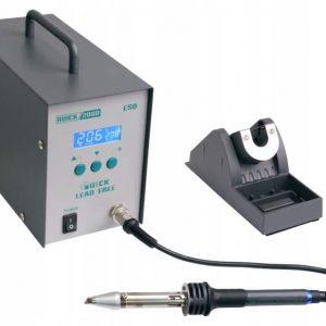 Stacja lutownicza cyfrowa o dużej mocy - Quick 206D - ESD - 320W