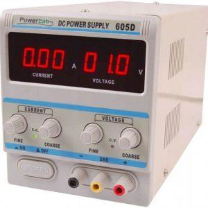 Zasilacz laboratoryjny 605D