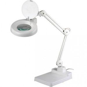 Lampa biurkowa z lupą (127mm) 8066-2BHC 8D 22W
